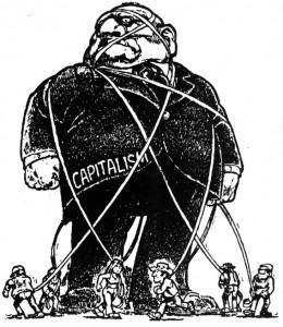 Uitingen van arbeiderscultuur zoals de 1 mei vieringen zijn middelen om de arbeidersklasse te verenigen in hun strijd tegen het kapitaal.