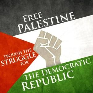 Voor een Democratische Republiek van de Arabische Wereld!