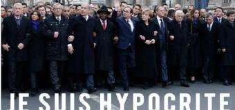 Een hypocriet verenigd front
