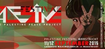 Voor een vrij Palestina – een verslag uit Maastricht