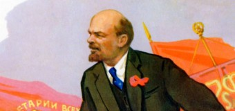 Lenins kijk op de coöperaties tijdens de revolutie
