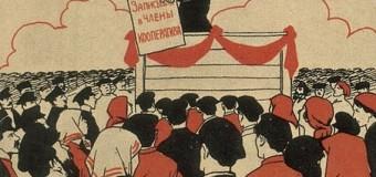 De coöperaties en de Russische Revolutie